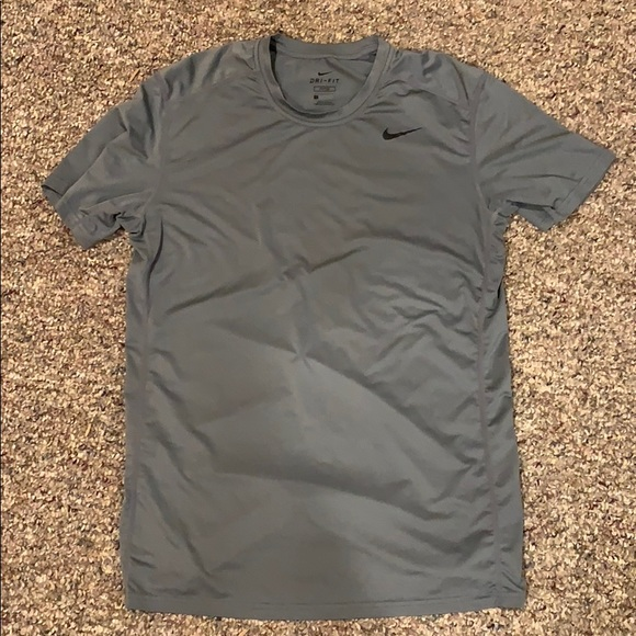 01076c36 Nike Shirts | Drifit Fitted T Shirt | Poshmark
